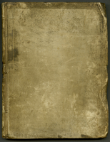 Receipt Book December 1 1794 (spine title).
