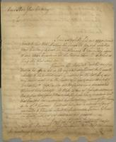St. Kitts, 2 Feb. 1736/7. Ms. Letter to His Excellency the Capt. General …