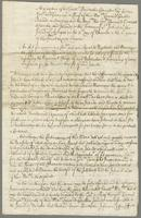 November 8, 1691. Copy of the act of the General Council and Assembly of the Leeward Islands founding commissioners and  and agent for the said islands