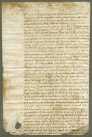 1695. 9 Dec. Christopher Jeaffreson to Captain Matthew