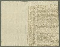1697. 29 Jan. Christopher Jeaffreson to Captain Burrell