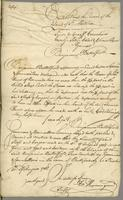 Capt Benjn Buterfeld papers (docket title)