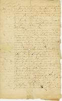 Trade concession for Canaguan Island Martinique, 20 Feb. 1765...