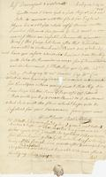 Antigua, 2 July 1759. ALS to Davenport and Wentworth