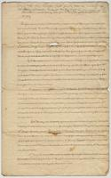 Observations upon Mr. Harveys Letter of 21 July 1760 and the Proposals therein made to Mrs. King. (docket title)