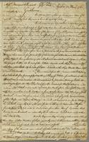 copy of letter dated 7 Dec. 1759, with complete insurance details.