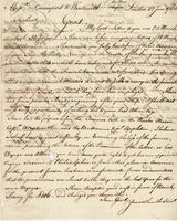 London, 4 July 1760. Ms. LS to Davenport and Wentworth