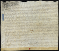 Counterpart of Mortgage from Christopher Jeaffreson Esqr. to Charles Pym Esqr. (docket title).
