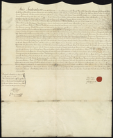La Rauchelle To Wm Bell Esqr. and ors } Lease for a year. (docket title)