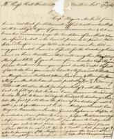 Boston, 17 Feb. 1766. ALS to Hugh Hall Wentworth...