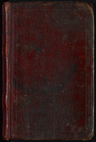 Journal, 1 Aug. 1817-30 Aug. 1819. Codex