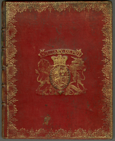 Military Remarks Relative to the Island of Guadeloupe by Archd: Campbell Capt: Lieut: Engineer. 1766. (ms. title-page)
