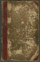 Memoir of military service, 1776-1779, ms journal