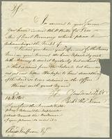 1805. 19 April. Richard and Thomas Neave to...