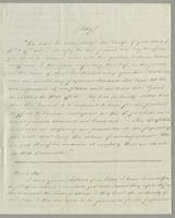 1820. 12 Jan. John Hopton Forbes to Christopher Jeaffreson...