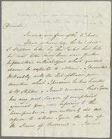 1822. 7 Nov. John Hopton Forbes to Christopher Jeaffreson...
