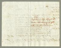 1816. 16 Oct. Sales of 6 Puncheons Rum per the Julius Captn Authorn at St Kitts on acct of Christopher Jeaffreson esq.