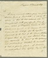1819. 31 March. George and Robert Dennistoun to Christopher...
