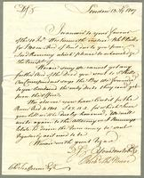 1807. 13 April. Neaves to Christopher...