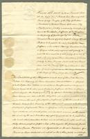 Bond from Ld Romney and Messrs Douglas and Neave to Mr Jeaffreson for payment and Rent and observance of Covts. in Lease./ Dat 25th March 1758/ (docket title).