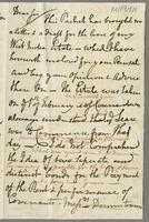 1819?, 04- Christopher Jeaffreson, draft letter,...