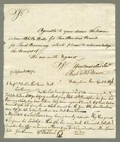 1817. 9 April. Thomas Neave to Christopher Jeaffreson...
