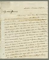 1819. 3 April. Joseph Hall to Christopher Jeaffreson to Joseph Hall...