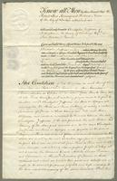1758? Bond from Lord Romney and Mr Neave to Mr Jeaffreson for Payment of Rent and observance of Covenants in Lease. (docket title).