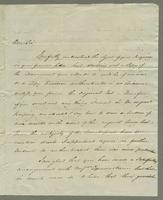 1819. 20 July. John Hopton Forbes to Christopher Jeaffreson...