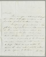 1820. 17 July. John Hopton Forbes to Christopher Jeaffreson...