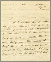 1812. 1 May. Lord Romney to Christopher Jeaffreson...