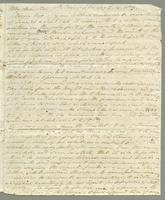 1819. 4 Jan. Robert William Pickwood to Christopher Jeaffreson...
