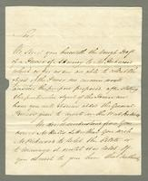 1817. 13 May. Pocock and Forbes to Christopher Jeaffreson...