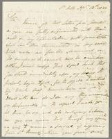 1823. 12 Apr. John Tyson to Christopher Jeaffreson...