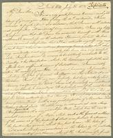 1813. 26 July. Robert William Pickwood to Christopher Jeaffreson...
