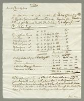 1819. 19 Jan. [Robert William Pickwood to Christopher Jeaffreson]...