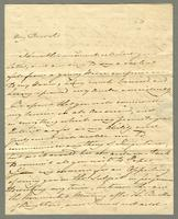 Sr Patrick Blake 14 Oct. 1813} West Indies wth Copy of a letter Sent to Sr P. dated 3 Decr. 1813 (docket title).