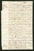 1817. 27 Dec. Christopher Jeaffreson to Robert Williams Pickwoad...
