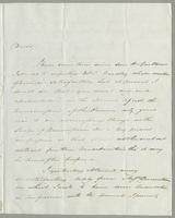 1820. 14 Oct. John Hopton Forbes to Christopher Jeaffreson...