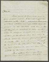 1822. 1 June. John Hopton Forbes to Christopher Jeaffreson...