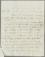 1823. 11 Aug. John Hopton Forbes to Christopher Jeaffreson...