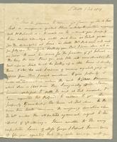 1819. 3 Feb. John Tyson to Christopher Jeaffreson...