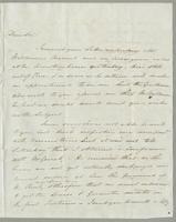 1820. 25 Oct. John Hopton Forbes to Christopher Jeaffreson...