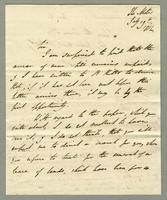 1814. 19 July. Lord Romney to Christopher Jeaffreson...