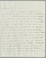 1820. 1 Nov. John Hopton Forbes to Christopher Jeaffreson...