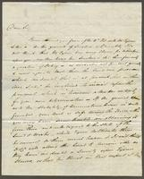 1822. 13 July. John Hopton Forbes to Christopher Jeaffreson...