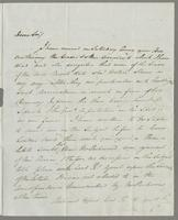 1823. 17 Nov. John Hopton Forbes to Christopher Jeaffreson...