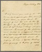 1822. 22 July. George and Robert Dennistoun to Christopher...