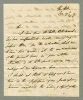 1816. 19 Jan. Lord Romney to Christopher Jeaffreson...