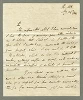 1818. 26 May. Lord Romney to Christopher Jeaffreson...